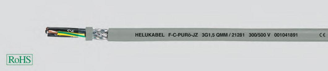 (электромагнитная совместимость) устойчив к сжатию, к хладагентам, с медным экраном, без внутренней оболочки