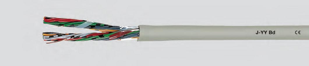 Внутренний кабель связи, соответствующий VDE 0815