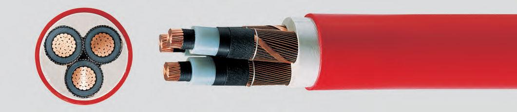 3 x . . . 6/10 кB VPE-изоляция медный проводник, ПВХ-оболочка