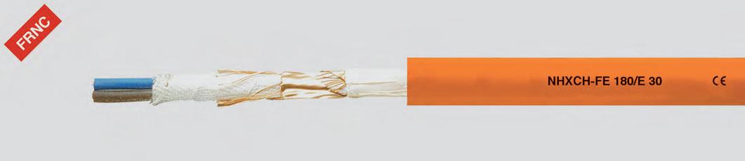 Не содержащий галогенов кабель повышенной безопасности, 0,6/1 кВ с улучшенными характеристиками пожароустойчивости